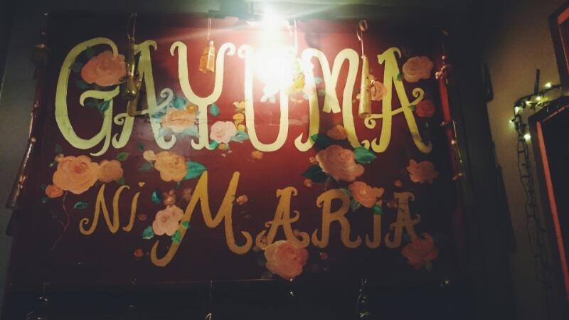 TMC: #2 Gayuma niMaria