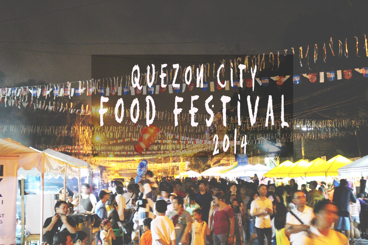 QC Food Festival 2014: The Food, or the LackThereof