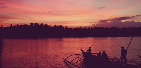 Donsol River, Sorsogon - 2015 | Canon EOS M
